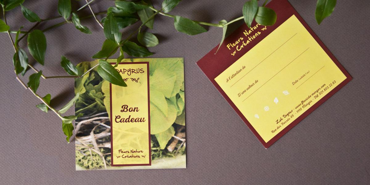 Papyrus Fleuriste Morges