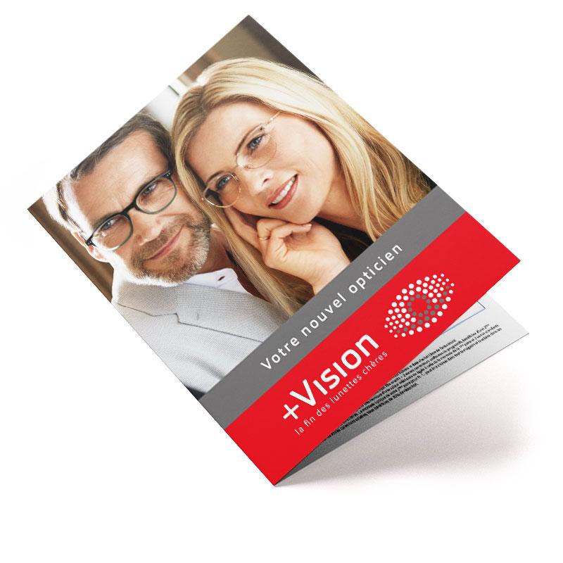 Plusvision Flyer Nyon