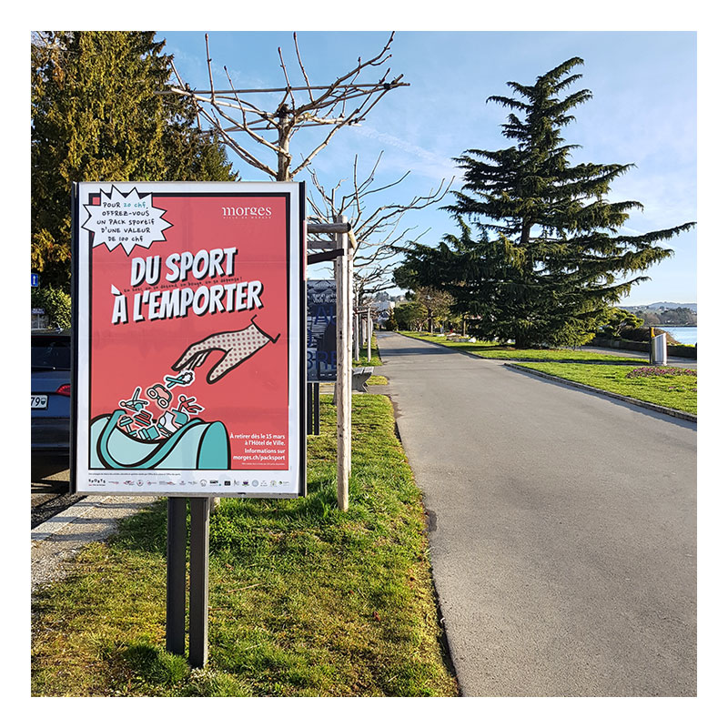 Morges Campagne Relance Sportive